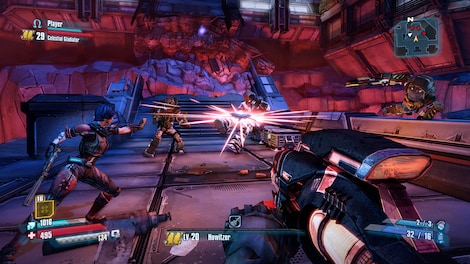 Borderlands: The Pre-Sequel Steam GLOBAL - gameplay - 2