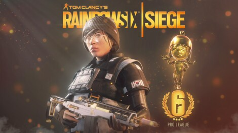 Tom Clancy's Rainbow Six Siege - Pro League Dokkaebi Set Steam Gift