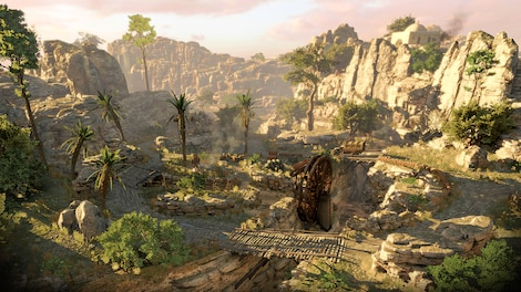 Sniper Elite 3 + Hunt the Grey Wolf Key Steam GLOBAL - screenshot - 22