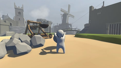 Human: Fall Flat Steam Key GLOBAL - gameplay - 3