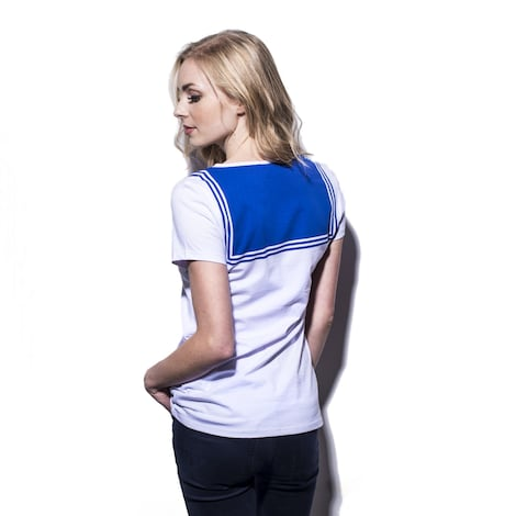 SAILOR MOON: Cosplay Women's T-shirt S White - product photo 1