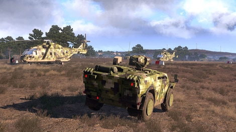 Arma 3: Limited Steam Key EUROPE - gameplay - 14