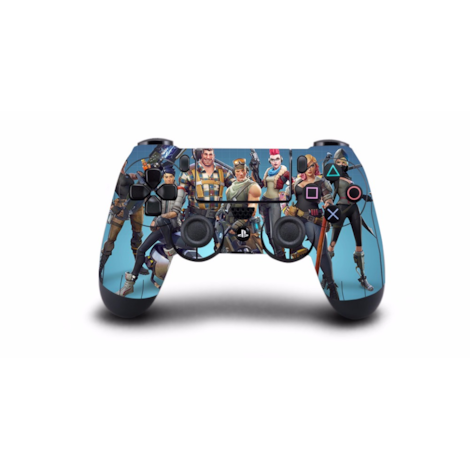 Fortnite Battle Royale Skin For Dualshock 4 PS4 PRO Slim Controller Game Sticker Decal Cover