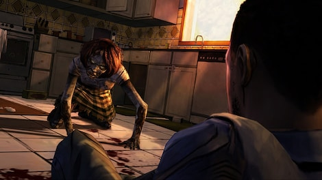 The Walking Dead: The Complete First Season PSN Key PS4 NORTH AMERICA - gameplay - 11