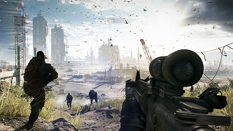 Battlefield 4 (ENGLISH ONLY) Origin Key PC GLOBAL - gameplay - 9