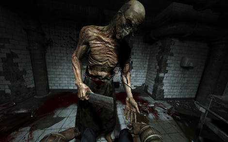 Outlast Steam Key GLOBAL - gameplay - 7