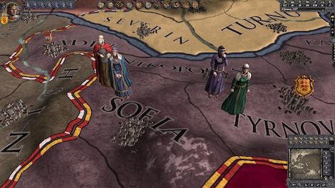 Crusader Kings II: The Reaper's Due Collection Key Steam GLOBAL