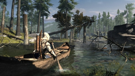 Assassin's Creed III Steam Key GLOBAL - gameplay - 8