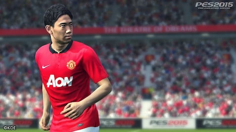 Pro Evolution Soccer 2015 Steam Key GLOBAL - gameplay - 10