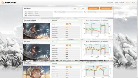 3DMark Steam Key GLOBAL - screenshot - 7