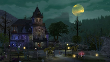 The Sims 4 Vampires Key Origin GLOBAL - screenshot - 2