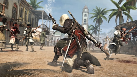 Assassin's Creed IV: Black Flag Uplay Key GLOBAL - gameplay - 5