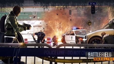 Battlefield: Hardline Origin Key GLOBAL - gameplay - 23