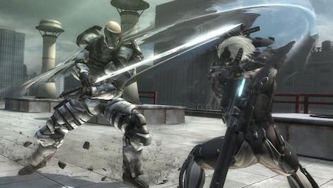 Metal Gear Rising: Revengeance Steam Key EUROPE - gameplay - 9
