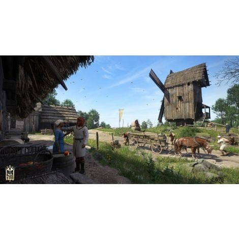 Kingdom Come: Deliverance Steam Key RU/CIS - gameplay - 9
