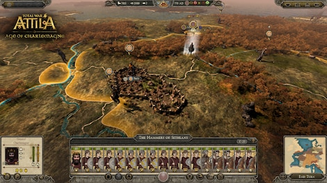 Total War: ATTILA - Age of Charlemagne Campaign Pack Key Steam RU/CIS - screenshot - 17