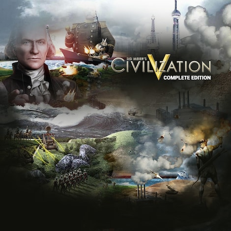 Sid Meier's Civilization V: Complete Edition Steam Key GLOBAL - játék - 22