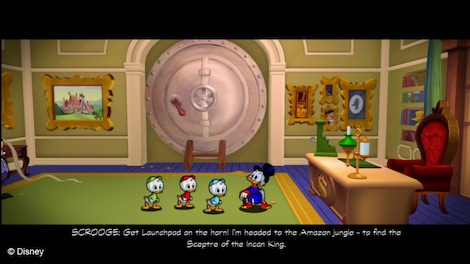 DuckTales: Remastered Steam Key EUROPE