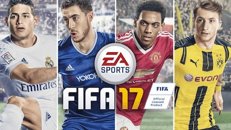 FIFA 17 Origin Key GLOBAL - gameplay - 13