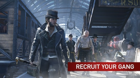 Assassin's Creed Syndicate Uplay Key GLOBAL - gameplay - 3