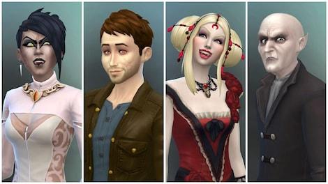 The Sims 4 Vampires Key Origin GLOBAL - screenshot - 4