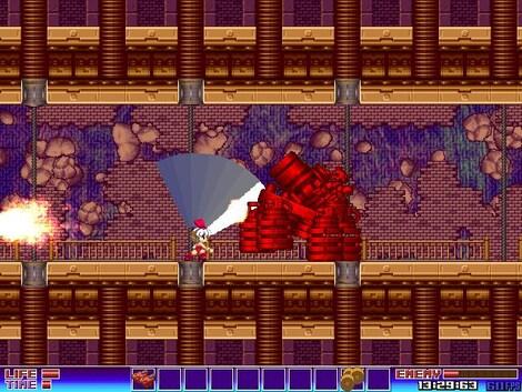 Bunny Must Die! Chelsea and the 7 Devils Steam Key GLOBAL - gameplay - 9