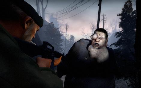 Left 4 Dead Steam Key GLOBAL