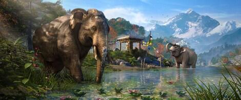 Far Cry 4 Uplay Key GLOBAL - gameplay - 14
