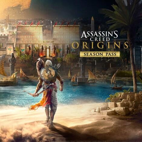 Assassin's Creed Origins - Season Pass Key Uplay GLOBAL - screenshot - 6