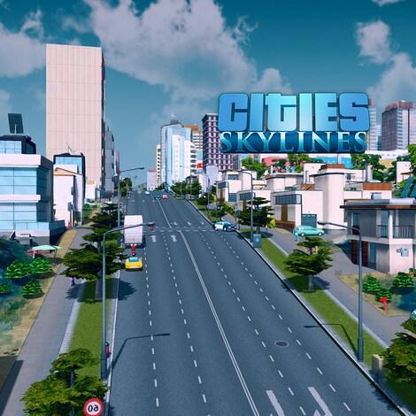 Cities: Skylines Steam Key GLOBAL - gameplay - 10