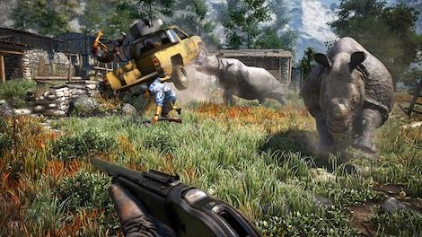 Far Cry 4 Uplay Key GLOBAL - gameplay - 23