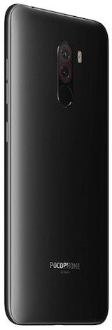 Xiaomi Pocophone F1 black, 6/64GB, DS MZB6718EU