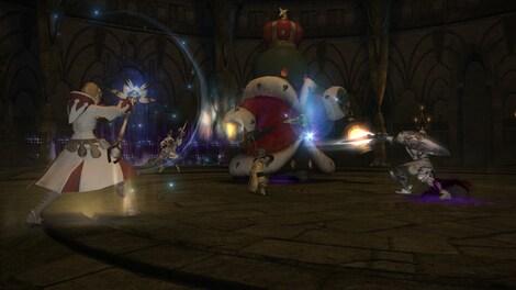 Final Fantasy XIV: A Realm Reborn + 30 Days Included Final Fantasy NORTH AMERICA
