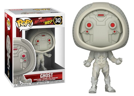 Funko Pop Vinyl Marvel Ant-Man and The Wasp Ghost NEW