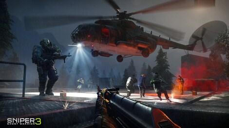 Sniper Ghost Warrior 3 Steam Key GLOBAL - gameplay - 5
