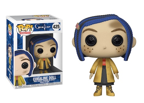 Funko Pop! Vinyl: Movies - Coraline - Coraline Doll