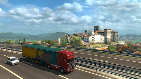 Euro Truck Simulator 2 - Italia Key Steam PC GLOBAL - screenshot - 4
