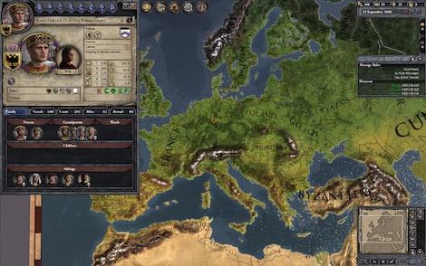 Crusader Kings II Steam Key GLOBAL - gameplay - 18