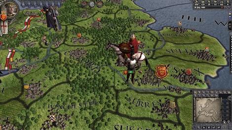 Crusader Kings II Steam Key GLOBAL - gameplay - 20