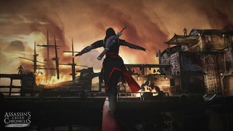 Assassin's Creed Chronicles: China Uplay Key GLOBAL - játék - 3