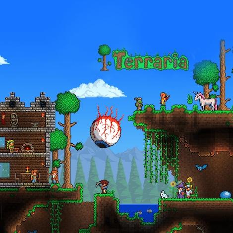 Terraria Steam Key GLOBAL - jugabilidad- 13