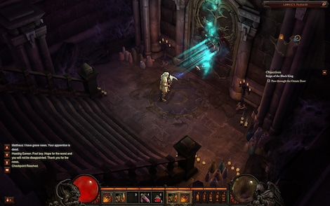 Diablo 3 Blizzard Key PC GLOBAL - gameplay - 9