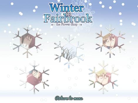 Flower Shop: Winter In Fairbrook Steam Key GLOBAL - gameplay - 7