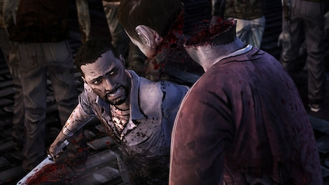 The Walking Dead: The Complete First Season PSN Key PS4 NORTH AMERICA - gameplay - 8