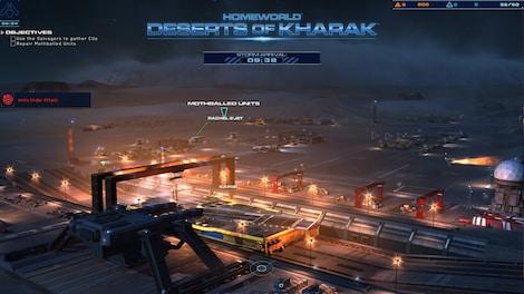 Homeworld: Deserts of Kharak Steam Key GLOBAL - gameplay - 7