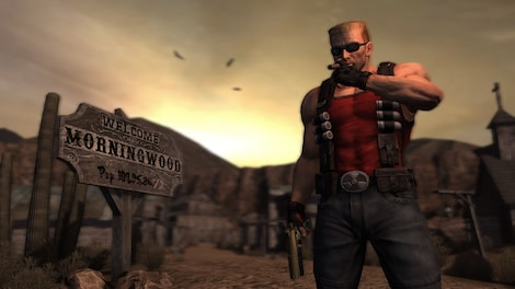 Duke Nukem Forever Steam Key GLOBAL - gameplay - 9
