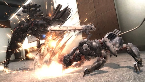 Metal Gear Rising: Revengeance Steam Key EUROPE - gameplay - 24