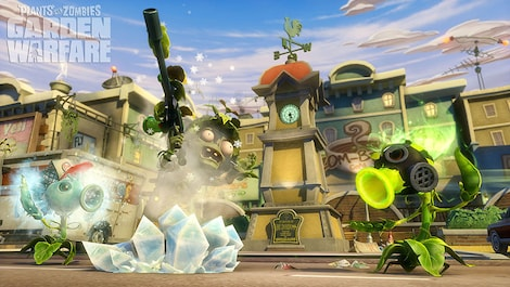 Plants vs Zombies Garden Warfare Origin Key GLOBAL