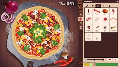 Pizza Connection 3 Steam Key GLOBAL - rozgrywka - 5