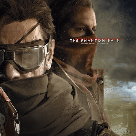METAL GEAR SOLID V: The Phantom Pain Steam Key GLOBAL - gameplay - 8